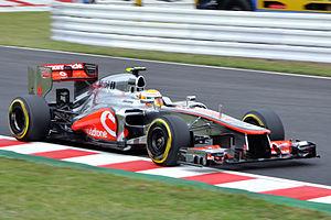 F1, GP Японии, Хэмилтон побеждает