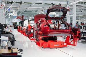 Новый завод от компании Tesla Motors