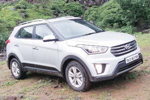 Новинка от автоконцерна Hyundai - Kreta