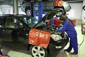 Новинки автомобильного сервиса Москвы