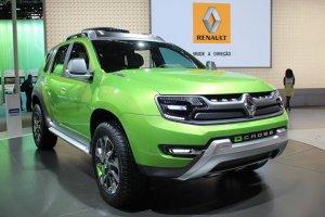 Renault показал экстремальный Duster